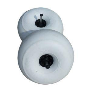 ruedas balón