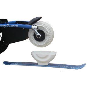 Kit de esquí delantero